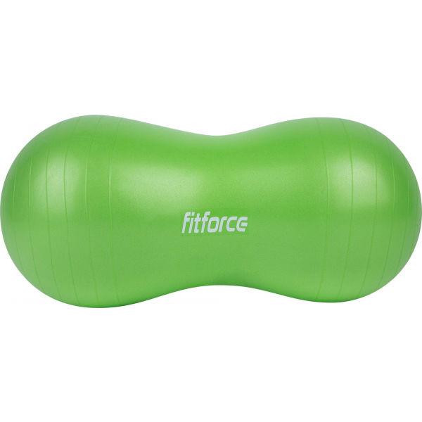 Fitforce PEANUTBALL 100 zöld NS - Fitneszlabda