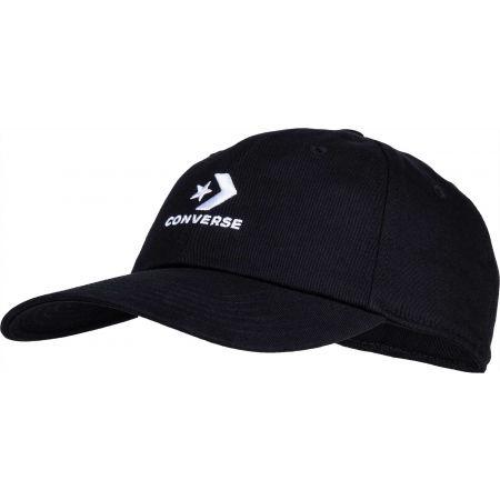 Men's baseball cap - Converse LOCK UP BASEBALL MPU - 1