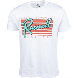 Russell Athletic MIAMI S/S CREWNECK TEE SHIRT - Мъжка тениска