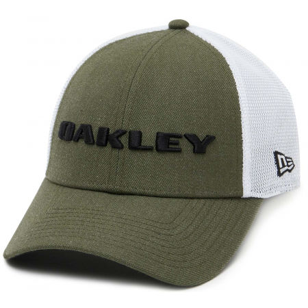 Pánská kšiltovka - Oakley HEATHER NEW ERA HAT - 1