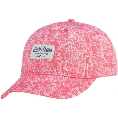 KARI TRAA TVINDE CAP - Női stílusos baseball sapka