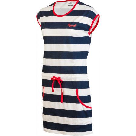 Dámske šaty - Russell Athletic ŠATY DÁMSKE NÁMORNÍK - 2