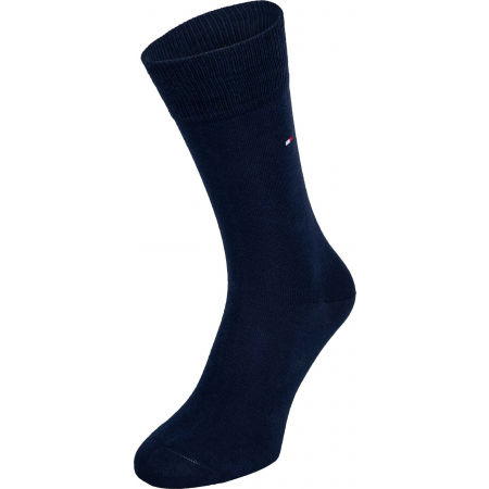 Pánske ponožky - Tommy Hilfiger MEN SOCK 2P TOMMY CHEVRON - 2
