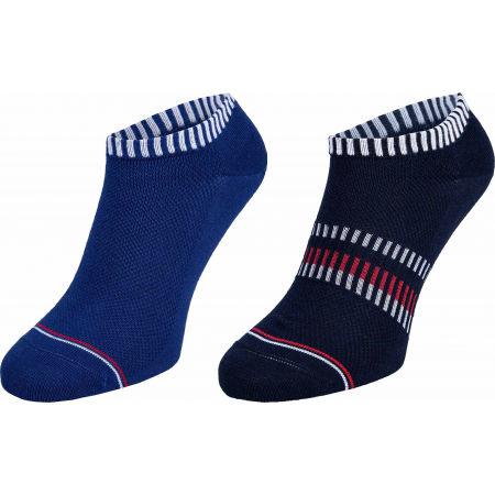 Tommy Hilfiger MEN SNEAKER 2P NEW PETE - Pánské ponožky