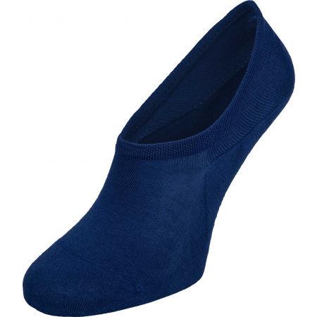 Pánske ponožky - Tommy Hilfiger MEN FOOTIE 2P ICONIC STRIPE - 2