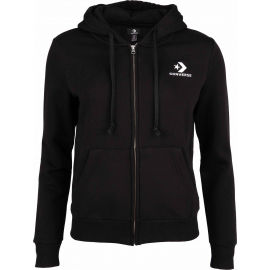 Converse STAR CHEVRON EMB FZ HOODIE - Women's sweatshirt