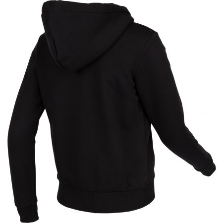 Women's sweatshirt - Converse STAR CHEVRON EMB FZ HOODIE - 3