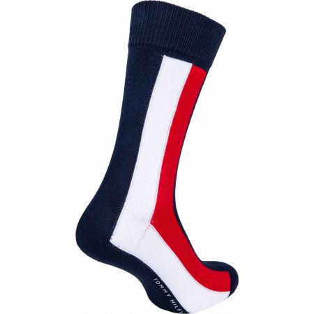 Pánske ponožky - Tommy Hilfiger MEN ICONIC GLOBAL SOCK 1P - 2