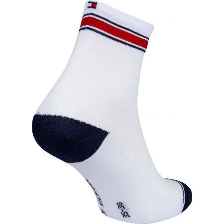 Dámske ponožky - Tommy Hilfiger WOMEN SHORT SOCK 2P TRANSLUCENT - 5
