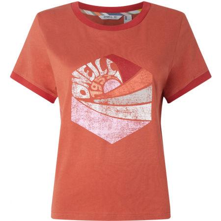 Damen T-Shirt - O'Neill LW KATIE T-SHIRT - 1