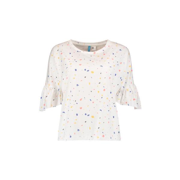 O'Neill LW OCEAN MISSION T-SHIRT biela L - Dámske tričko