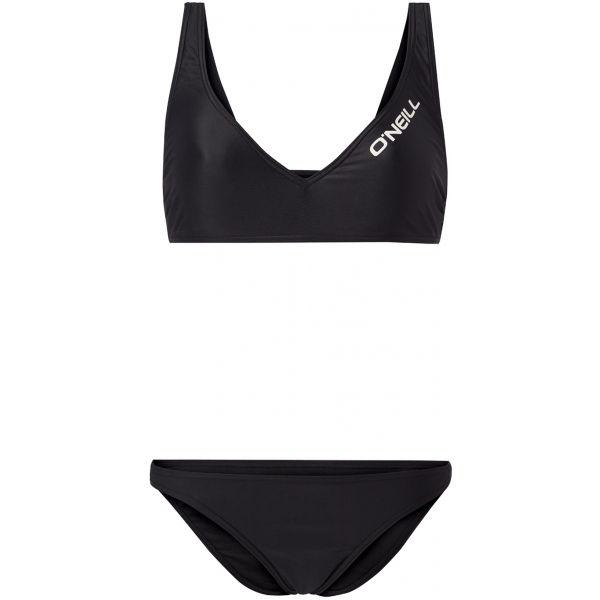 O'Neill PW PADUA KOPPA BIKINI čierna 40 - Dámske dvojdielne plavky