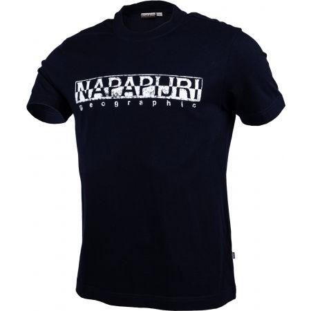 Мъжка тениска - Napapijri SOLANOS - 2
