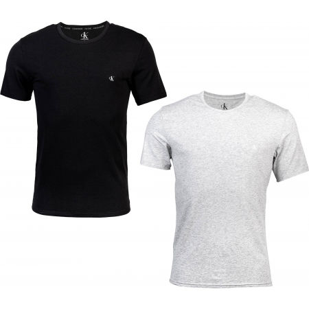 Calvin Klein S/S CREW NECK 2PK - Set tricouri bărbați