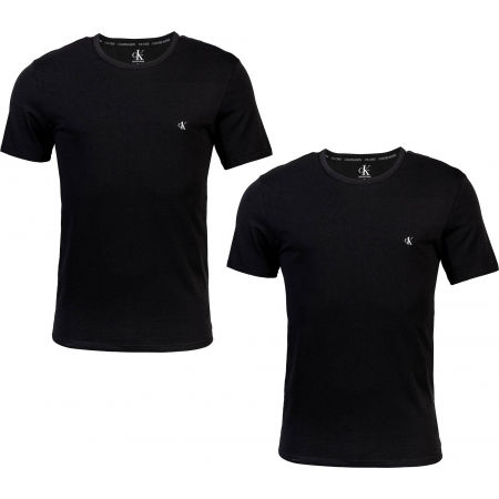 Calvin Klein S/S CREW NECK 2PK - Sada pánskych tričiek