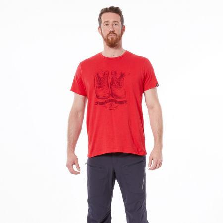 Pánske tričko - Northfinder KRISTJANO - 2