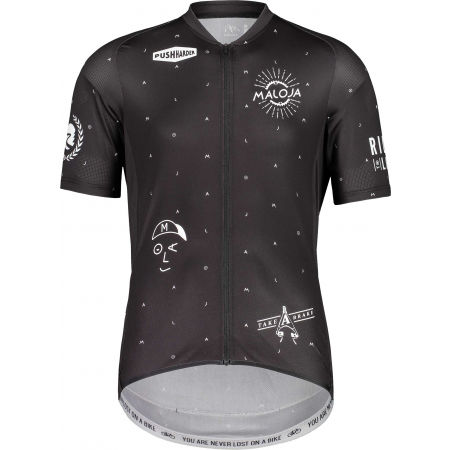 Maloja PAZENM 1/2 - Men's biking jersey