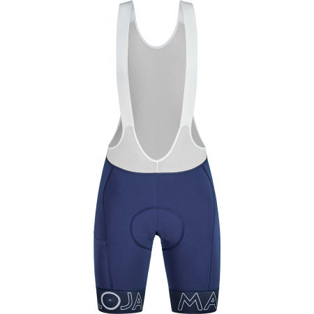 Men's biking shorts - Maloja SALESCHM BIB - 1