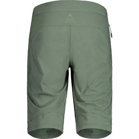 Men's biking shorts - Maloja PINM - 2