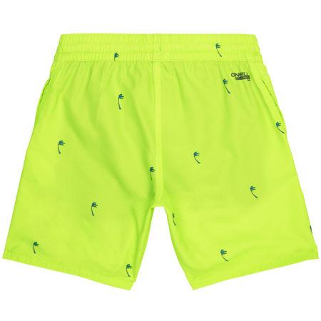 Boys' swim trunks - O'Neill PB MINI PALMS SHORTS - 2