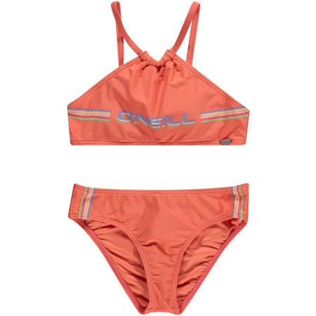 O'Neill PG CALI HOLIDAY BIKINI - Dievčenské dvojdielne plavky