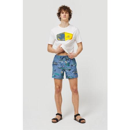 Pánske šortky do vody - O'Neill PM TROPICAL SHORTS - 6