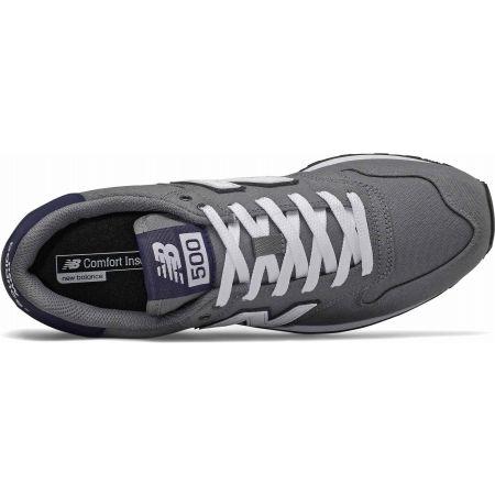 Pánska voľnočasová obuv - New Balance GM500TSF - 3