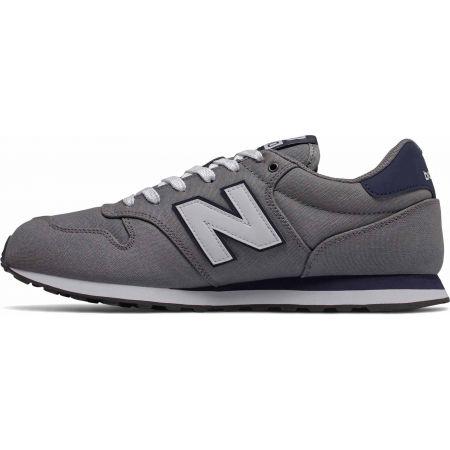 Pánska voľnočasová obuv - New Balance GM500TSF - 2