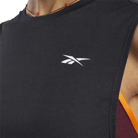 Women's sports tank top - Reebok WOR MESH TANK - 6