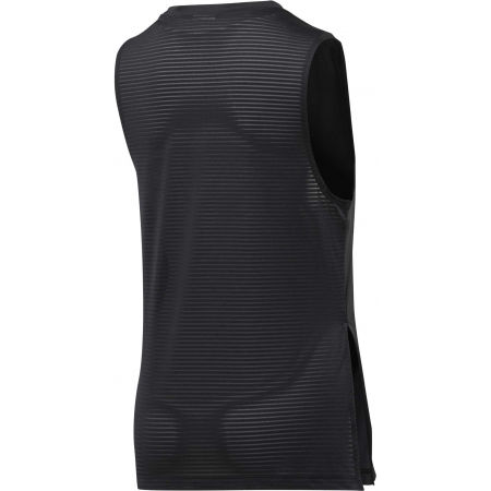 Women's sports tank top - Reebok WOR MESH TANK - 2
