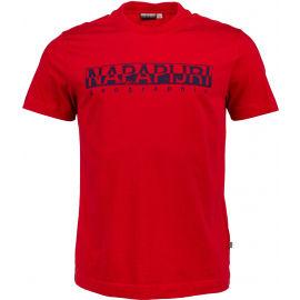 Napapijri SOLANOS - Pánske tričko