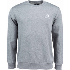 Converse STAR CHEVRON EMB CREW FT - Men's sweatshirt