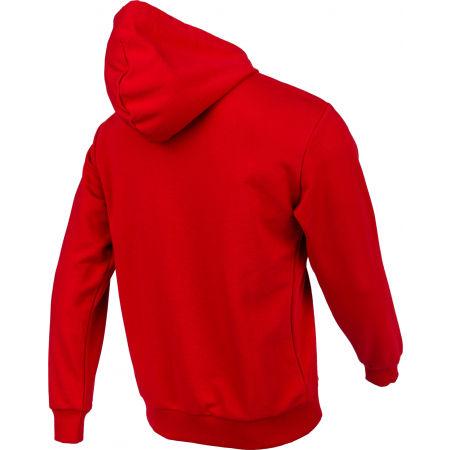 Men's sweatshirt - Converse STAR CHEVRON EMB PO HOODIE FT - 3