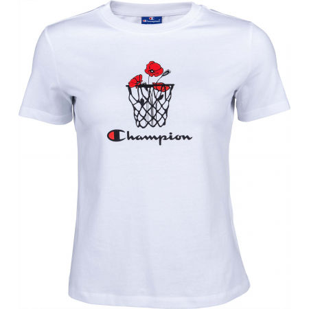Dámske tričko - Champion CREWNECK CROPTOP - 1