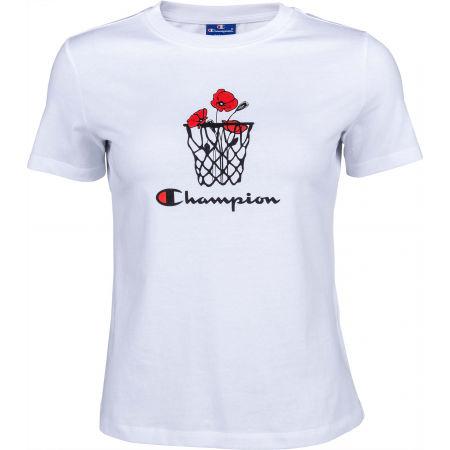 Women's T-shirt - Champion CREWNECK CROPTOP - 1