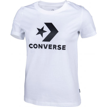 Dámske tričko - Converse STAR CHEVRON TEE - 2