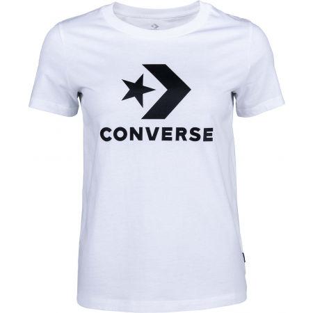 Dámske tričko - Converse STAR CHEVRON TEE - 1