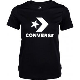 Converse STAR CHEVRON TEE - Tricou damă