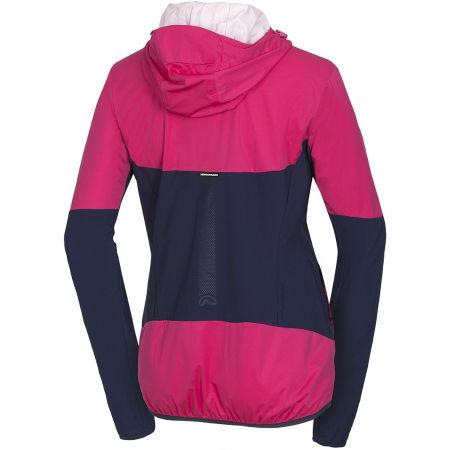 Women's hybrid jacket - Northfinder QESTA - 2
