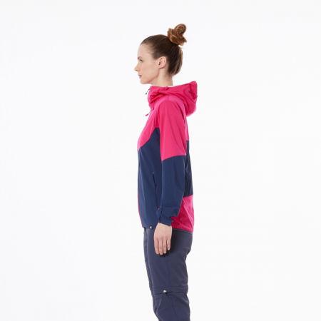 Women's hybrid jacket - Northfinder QESTA - 4
