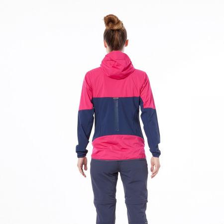 Women's hybrid jacket - Northfinder QESTA - 5