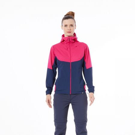 Women's hybrid jacket - Northfinder QESTA - 3