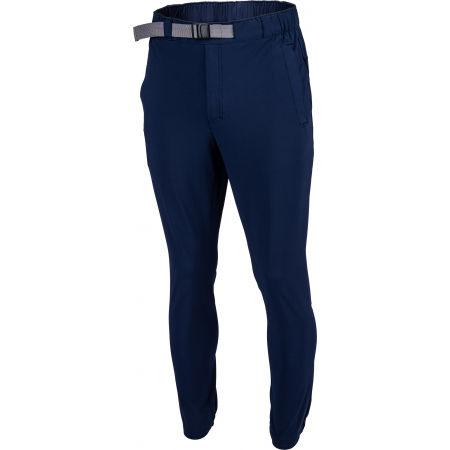Columbia LODGE WOVEN JOGGER - Pánske outdoorové nohavice