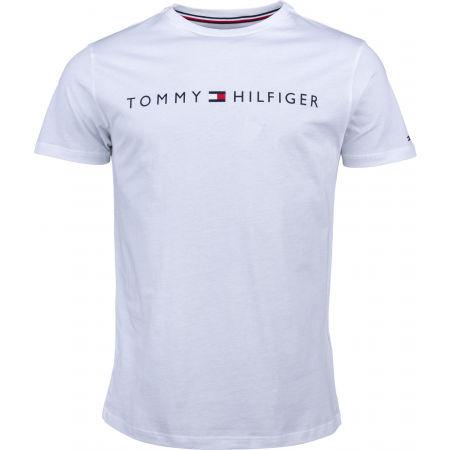 Pánske tričko - Tommy Hilfiger CN SS TEE LOGO - 1