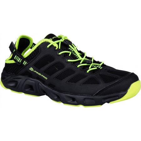 ALPINE PRO CETAN - Pánska obuv