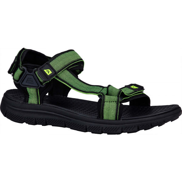 ALPINE PRO NATOL černá 41 - Pánské sandály