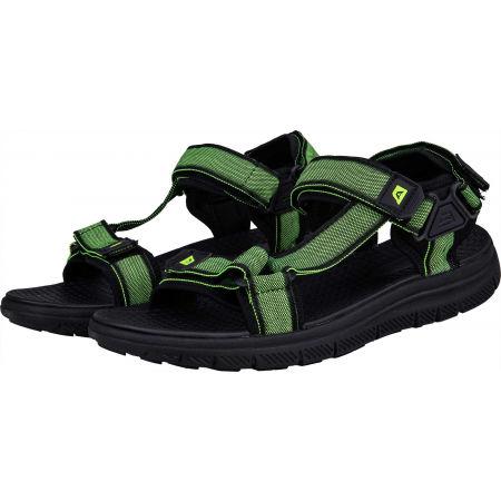 Men's sandals - ALPINE PRO NATOL - 2
