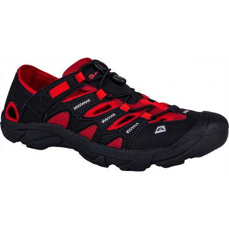 ALPINE PRO VEMOS - Férfi nyári cipő