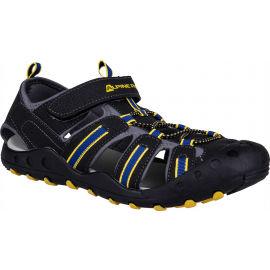 ALPINE PRO OLIVIO - Juniorská letní obuv
