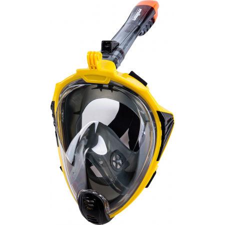 Miton UTILA 2 - Maska pełnotwarzowa do snurkowania